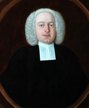 Reverend John Lister, 1701