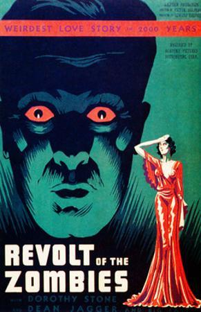 Revolt of the Zombies, 1936