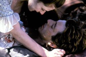 REVOLUTION by HUGHHUDSON with Nastassja Kinski and Al Pacino, 1985 (photo)