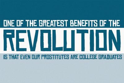 Revolutionary Education Banner