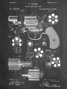 Revolver Firearm Patent
