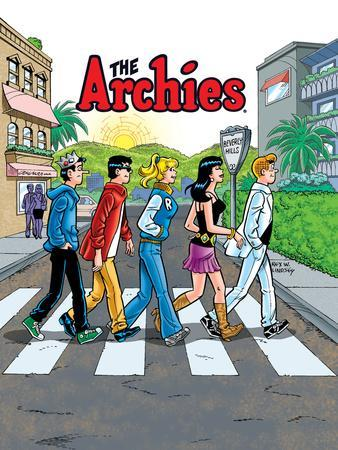 Archie Comics Cover: Archie Digest No.250 The Archies