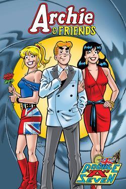 Archie Comics Cover: Archie & Friends No.117 Double A Seven by Rex Lindsey