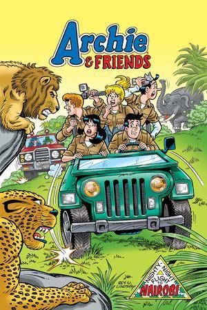 Archie Comics Cover: Archie & Friends No.119