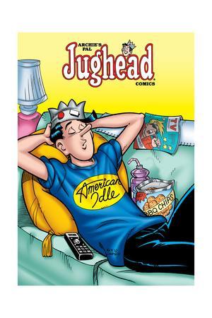 Archie Comics Cover: Jughead No.186 American Idle
