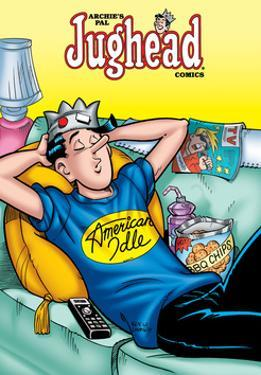 Archie Comics Cover: Jughead No.186 American Idle by Rex Lindsey