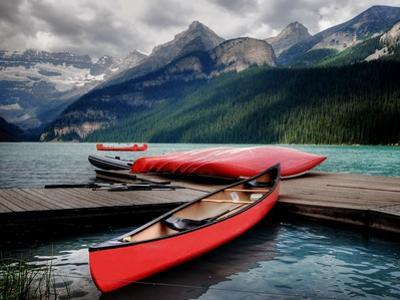 Banff National Park (Lake Louise) by Rex Montalban Photography