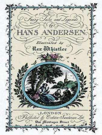Fairy tales and legends by Hans Andersen