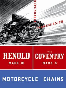 Reynold Mark 10 Motorcycle Chains
