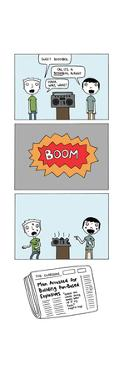 Boombox by Reza Farazmand