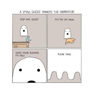 Ghost by Reza Farazmand