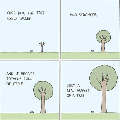 The Tree by Reza Farazmand