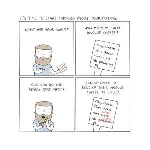 Your Future by Reza Farazmand