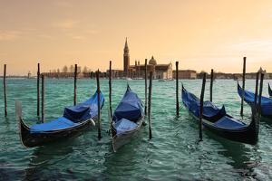 San Giorgio Maggiore Church In Venice, Italy by rglinsky