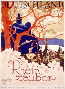 Rhine River Magic Tour