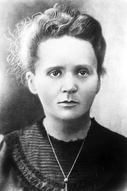 Marie Curie, Polish-French Physicist by Ria Novosti