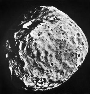 Phobos by Ria Novosti