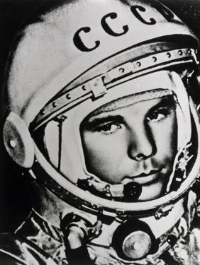 Yuri Gagarin by Ria Novosti
