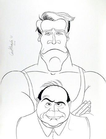 Twins (Schwartzenegger & DeVito)