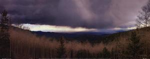 Santa Fe Storm by Ricardo Reitmeyer