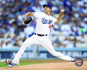 Rich Hill Game 3 of the 2016 National League Championship Series