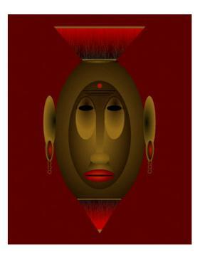 Mask of Dignity by Rich LaPenna