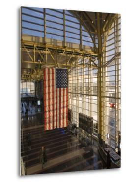View Inside Ronald Reagan National Airport, Arlington, Virginia by Rich Reid