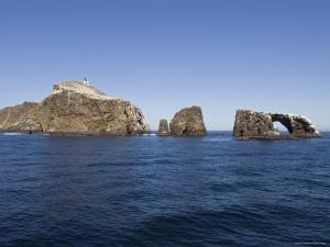 West Anacapa Island in the Channel Islands National Park, California by Rich Reid