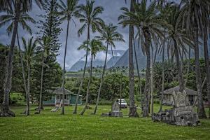 Kalaupapa Settlement, Molokai, Hawaii by Richard A Cooke III