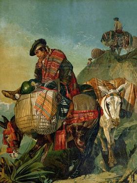 Spanish Contrabandista, 1861 by Richard Ansdell