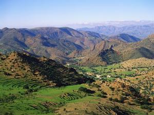 High Atlas Region, Morocco by Richard Ashworth