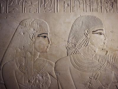 Tomb of Ramose, Valley of the Nobles, Thebes, Unesco World Heritage Site, Egypt