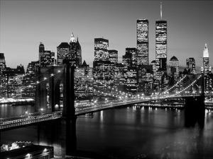 Brooklyn Bridge, NYC by Richard Berenholtz