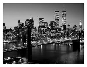 Brooklyn Bridge, NYC by Richard Berenholtz
