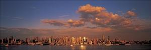 Midtown Manhattan Skyline, NYC by Richard Berenholtz