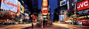 New York, Time Square by Richard Berenholtz