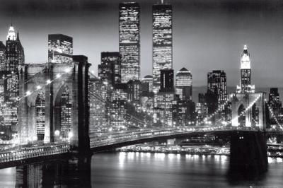 New York Manhattan Black - Berenholtz by Richard Berenhotlz