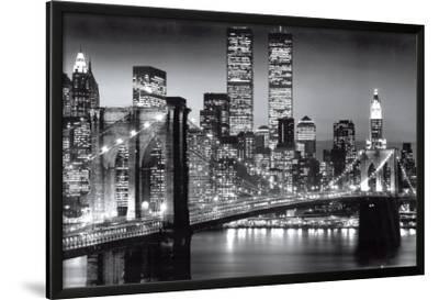 New York Manhattan Black - Berenholtz by Richard Berenhotlz