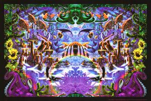 Octopus Garden by Richard Biffle