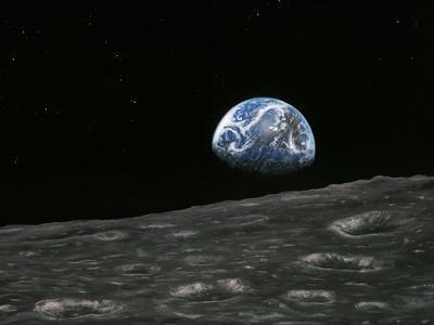 Earthrise Photograph, Artwork