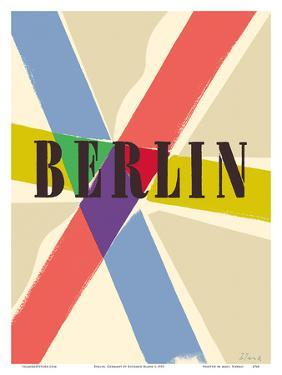 Berlin, Germany by Richard Blank