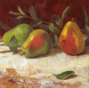 Pears by Richard Boyer
