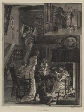 A Ghost Story by Richard Caton Woodville II
