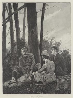 A Picnic by Richard Caton Woodville II