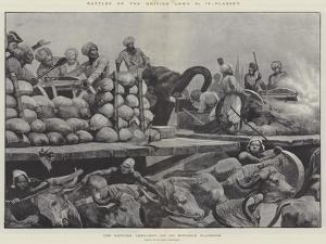 Battles of the British Army, Plassey by Richard Caton Woodville II