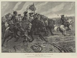 Battles of the British Army, Ramillies by Richard Caton Woodville II