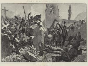 Battles of the British Army, Vimiero by Richard Caton Woodville II