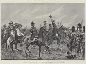 Battles of the British Army, Waterloo by Richard Caton Woodville II