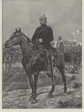 Bismarck, a Reminiscence of Sedan by Richard Caton Woodville II
