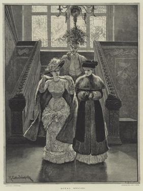 Rival Belles by Richard Caton Woodville II